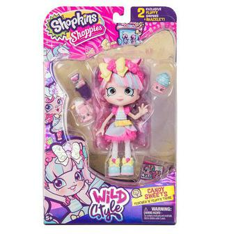Кукла Shopkins Shoppies S9 серии
