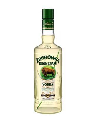 Горілка Zubrowka Bison Grass  37,5%, 0,5 л