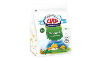 Сир 5% Кисломолочний БАГ 400 г