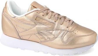 Кросівки Reebok CL LTHR MELTED METAL BS7897 р. 37 срібний