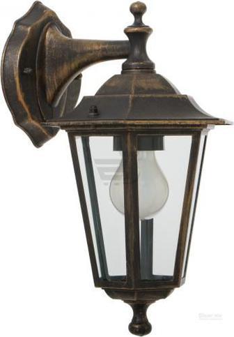 Світильник садовий Tons Atlanta E27 60 Вт IP44 антична латунь ELWF-36002S-W