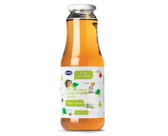 Сік березовий з настоєм суміші сушених фруктів з цукром «Премія»® 1 л