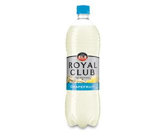 Напій безалкогольний газований «Грейпфрут» Royal Club, 1 л