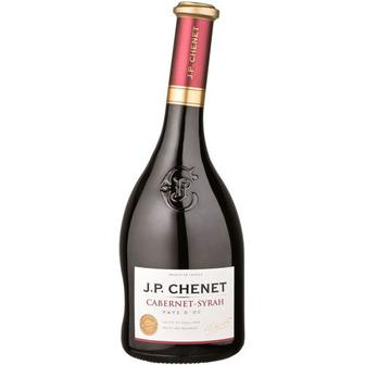 Вино J.P.Chenet Shiraz червоне сухе 0.75л