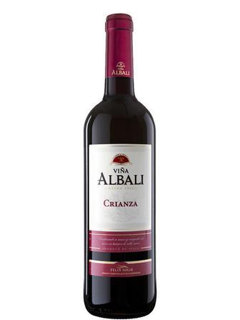 Вино сухе червоне Felix Solis Vina Albali Crianza 0.75л