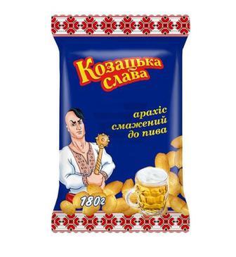 Горішки До пива Козацька Слава 180 г