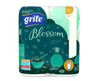 Рушники паперові Grite Blossom, 2шт/уп