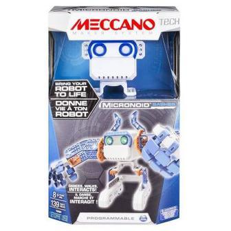 Конструктор Meccano Микроноид (6027338)