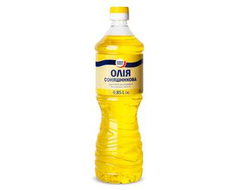 Олія соняшникова «Повна Чаша»® 0,85л