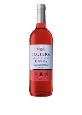 Вино розовое сухое Felix Solis Soliera Rosado Tempranillo 0,75 л