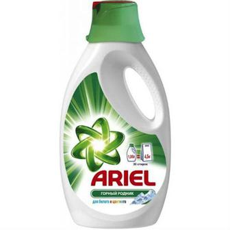 Гель для прання ARIEL 1.5л/1.95 л Гірське джерело