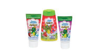 Зубна паста, Шампунь для дітей Дракоша