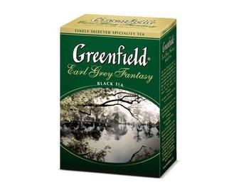 Скидка 45% ▷ Чай Greenfield Earl Grey Fantasy, 100г