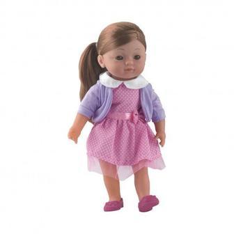 Кукла Dolls World Шарлотта Рыжая, 36 см