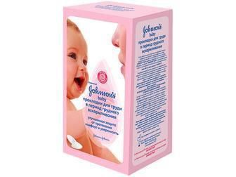 Прокладки Johnson's Baby для грудей під час годування 30 шт