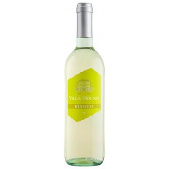 Вино біле сухе Villa Molino 0,75 л