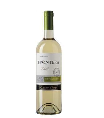 Вино Совиньон Блан, Каберне совиньон Фронтера  красн., белое сухое 0,75 л