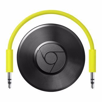 Медиаплееры Google Chromecast Audio Black