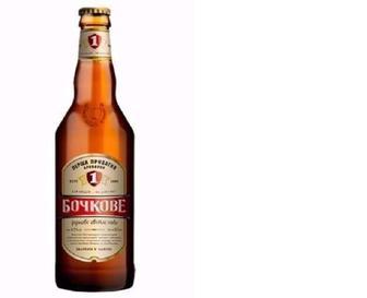 Пиво Бочкове ППБ, 0,5л