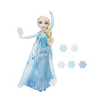 Кукла Hasbro Frozen Эльза, запускающая снежинки рукой