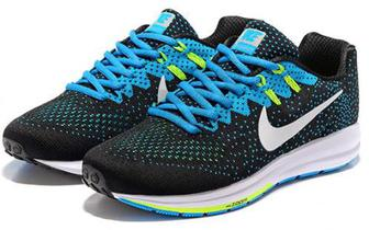 Кросівки Nike Air Zoom Structure 20 Men's Running Shoe 849576-004 р.10 чорний