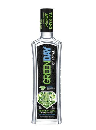Горілка Crystal Green Day 0,5л