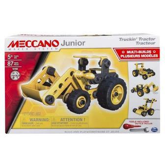 Конструктор Meccano Junior Трактор (6027019)