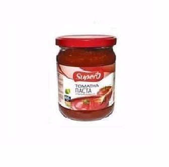 Паста томатна 25% Supero 490г