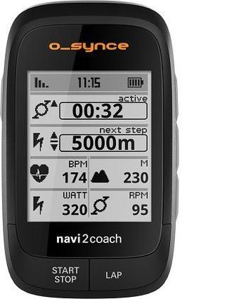 Велокомп'ютер O-synce Navi2Coach