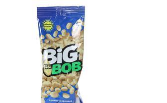 Арахіс «BIG BOB» з беконом/з сіллю, 70г