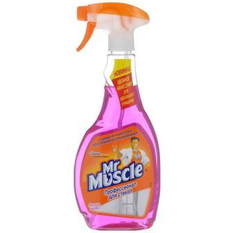 Засіб для миття скла 500мл Mr Muscle