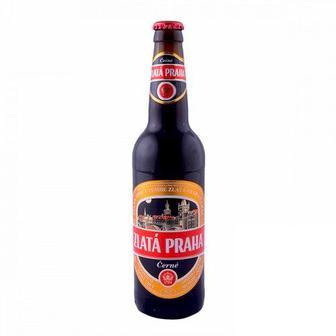 Скидка 28% ▷ Пиво Zlata Praha/Темне 0,5л