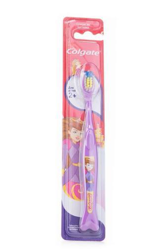 Зубная щетка Colgate детская 2+, мягкая