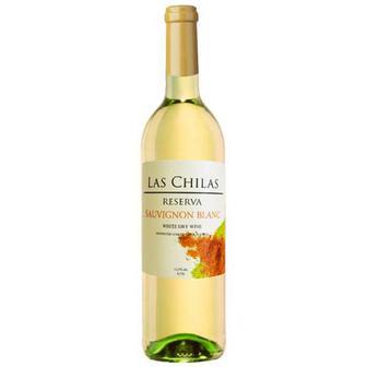Вино Las Chilas біле сухе Чилі 0,75л