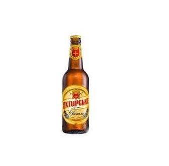 Пиво крафтове Светлое, Жигулевское Ахтырское 0,5 л