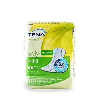Прокладки Tena Lady Mini тонкі урологічні 10шт