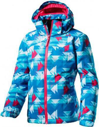 Куртка McKinley Tina gls р. 128 блакитний 267560-903915