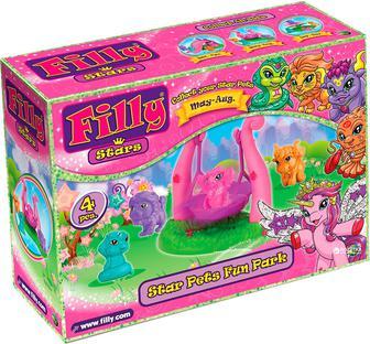 Игровой набор Filly Игровая площадка
