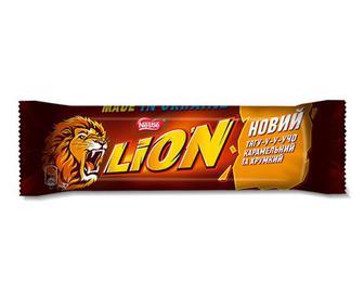 Вафлі  Nestle Lion, 42 г