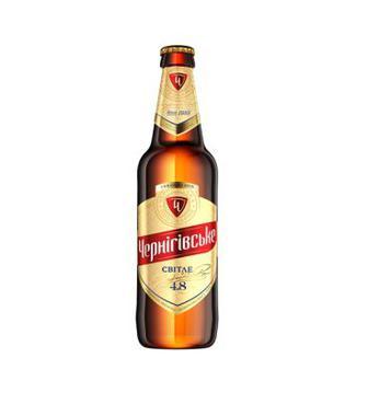 Пиво світле Чернігівське 500мл
