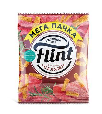 Сухарики пшенично-житні Флинт 150 г