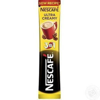 Кава Nescafe 3в1 13г