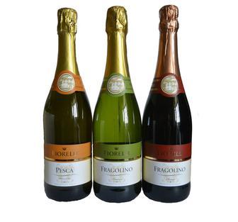 Вино игристое Fragolino Fiorelli 7% 0.75 л