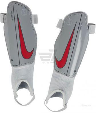 Щитки футбольні Nike Y NK PRTGA FLEX GRD р. L чорний