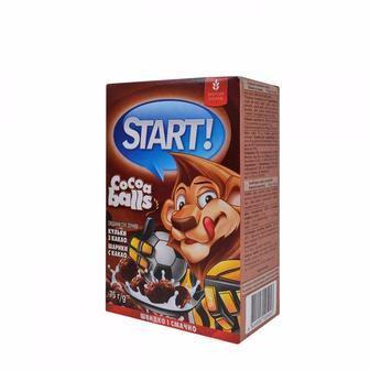 Скидка 50% ▷ Кульки з какао Старт 250г