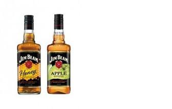 Виски/Виски Apple, Jim Beam, 0,7л
