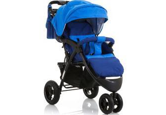 Дитяча коляска прогулянкова Babyhit Voyage Air Blue