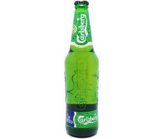 Скидка 19% ▷ Пиво Carlsberg светлое 0.5