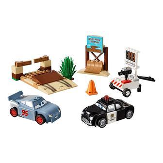 Конструктор LEGO Juniors Скоростная тренировка в Уиллис Батт (10742)