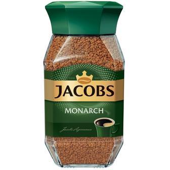 Кава розчинна Jacobs Monarch натуральна сублім с/б, 95 г